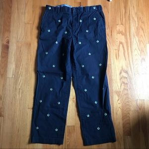 Men's Brooks Brothers Shamrock Pants